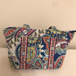 Vera Bradley Red, White and Blue Purse